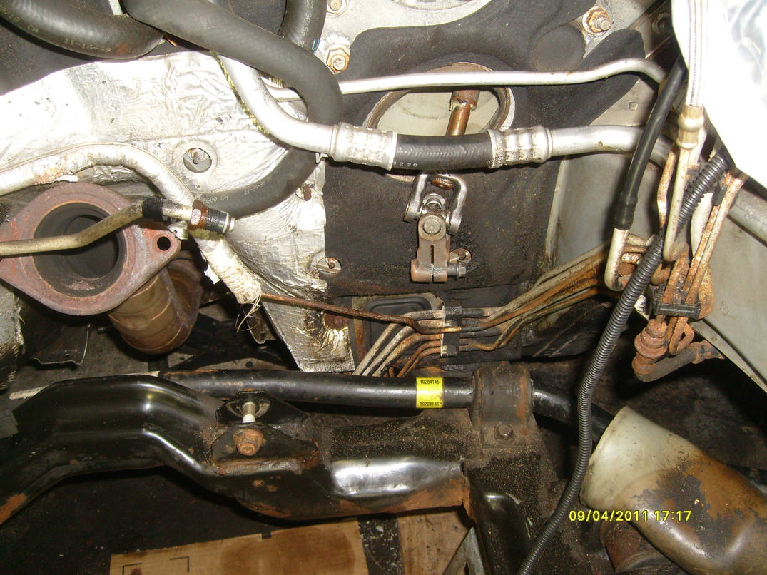 Brake fluid leak - Oldsmobile Forums