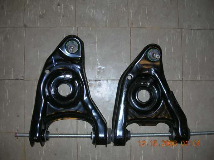 Front Lower Control Arms 1993 Ford Mustang Ford
